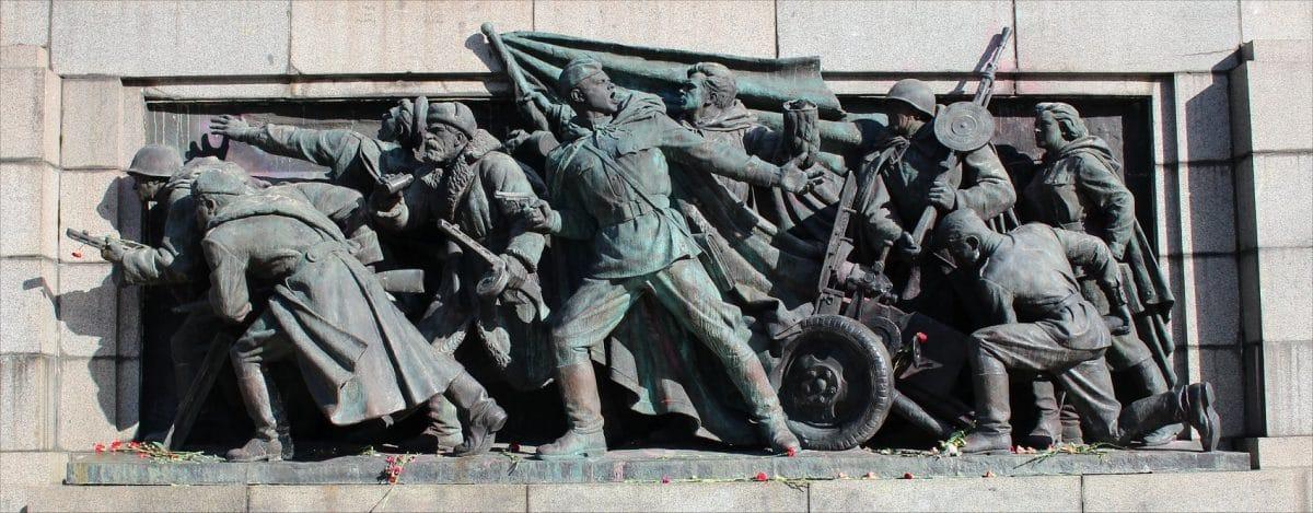 Monument of the Soviet Army Sofia