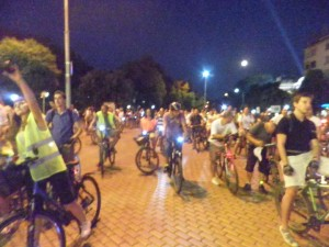 Sofia Cycling Night 5