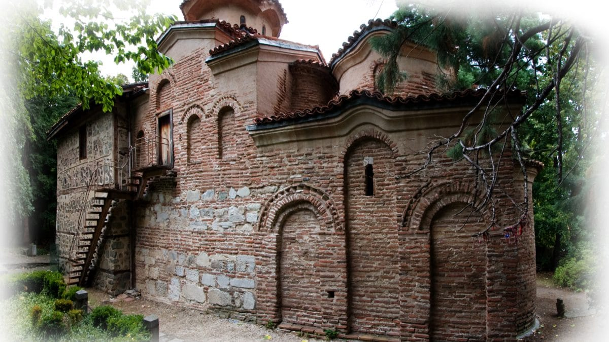 Boyana Church (Unesco World Heritage Site)