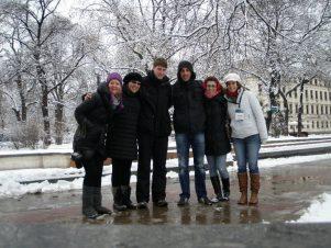 snowy tour