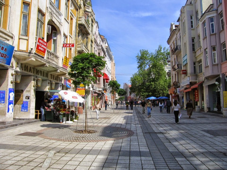 How to get to Plovdiv