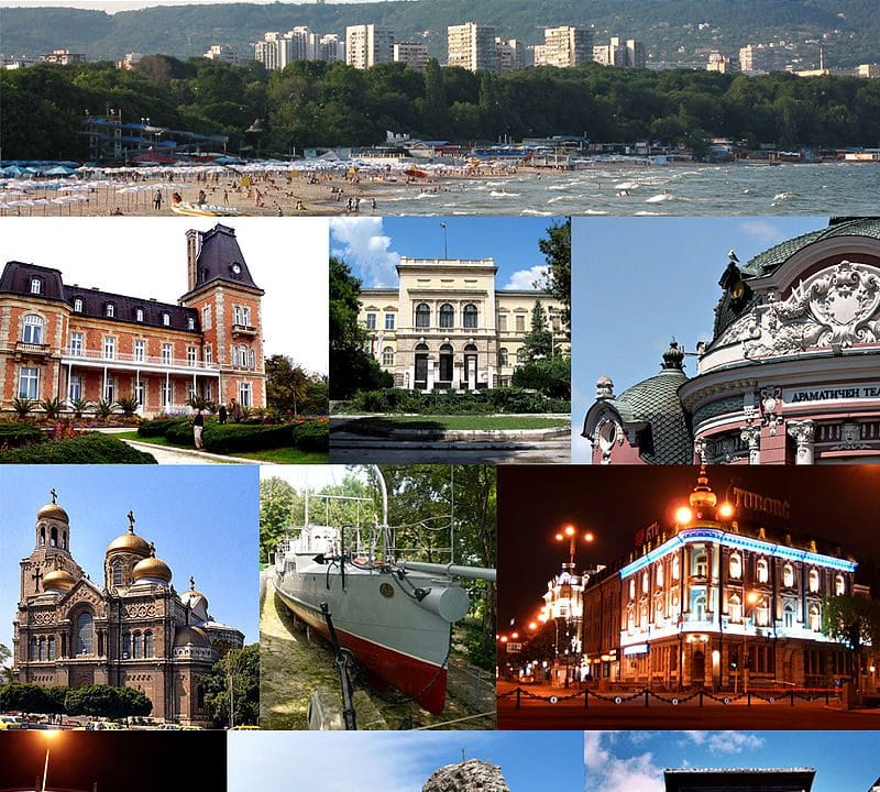 Varna Collage