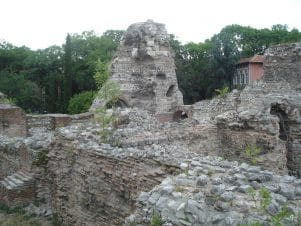 The Roman Baths - Free Varna Tour