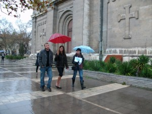Easter tour in the rain(Free Varna Tour)