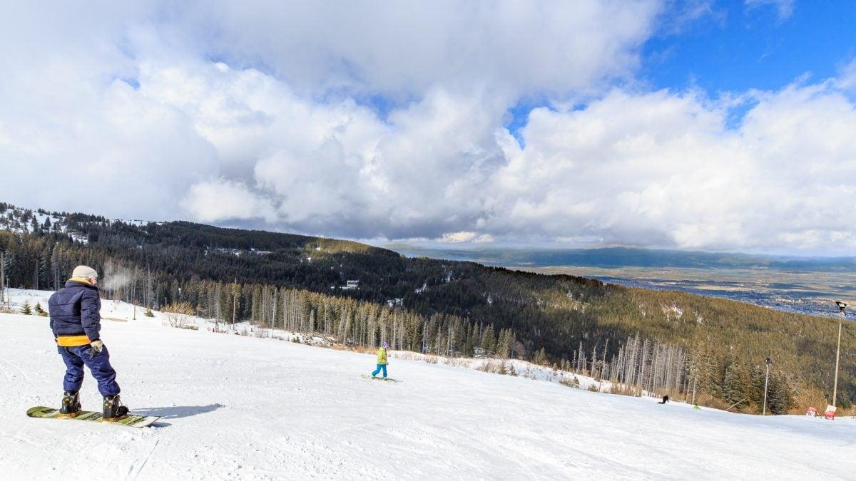 vitosha mountain views