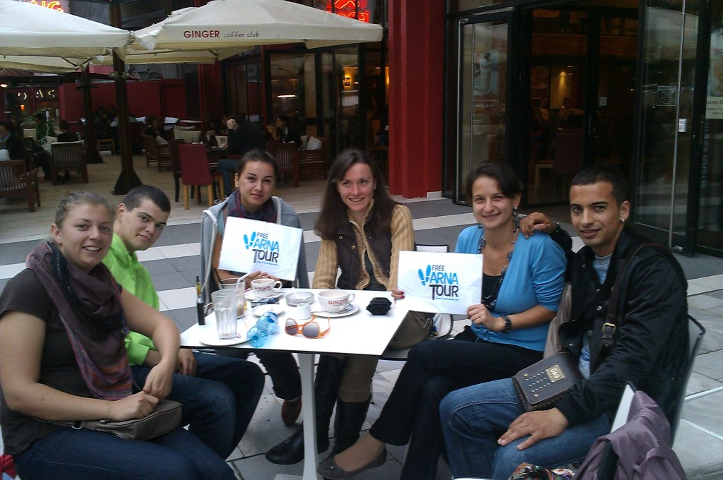Free Varna Tour Team