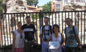A tour in the shade with Maria - Free Varna Tour