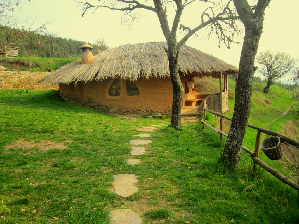 The Clay House in Leshten, Rhodopes