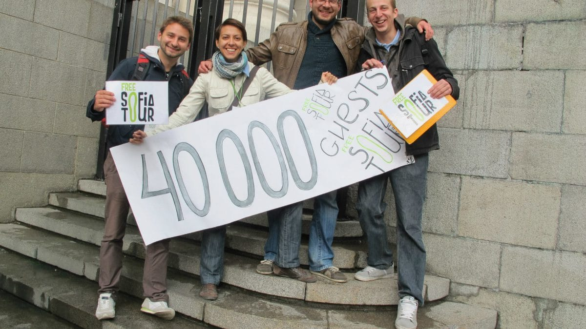 Guest Гост 40000 - Free Sofia Tour
