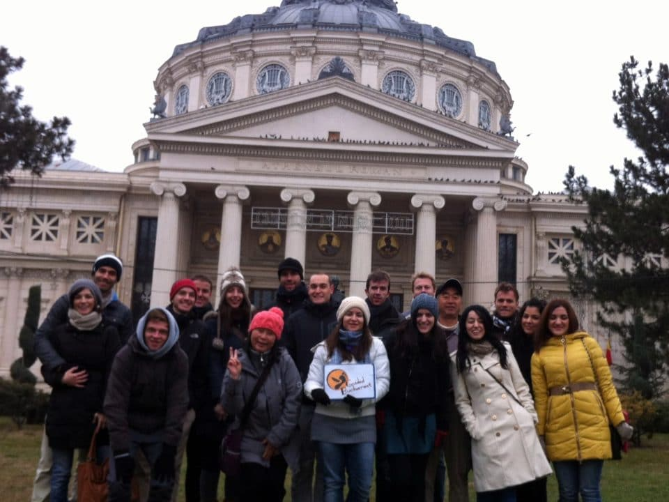 Guided Bucharest Free Tour