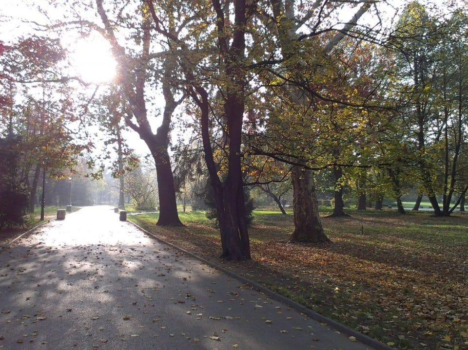 Borisova Garden Sofia