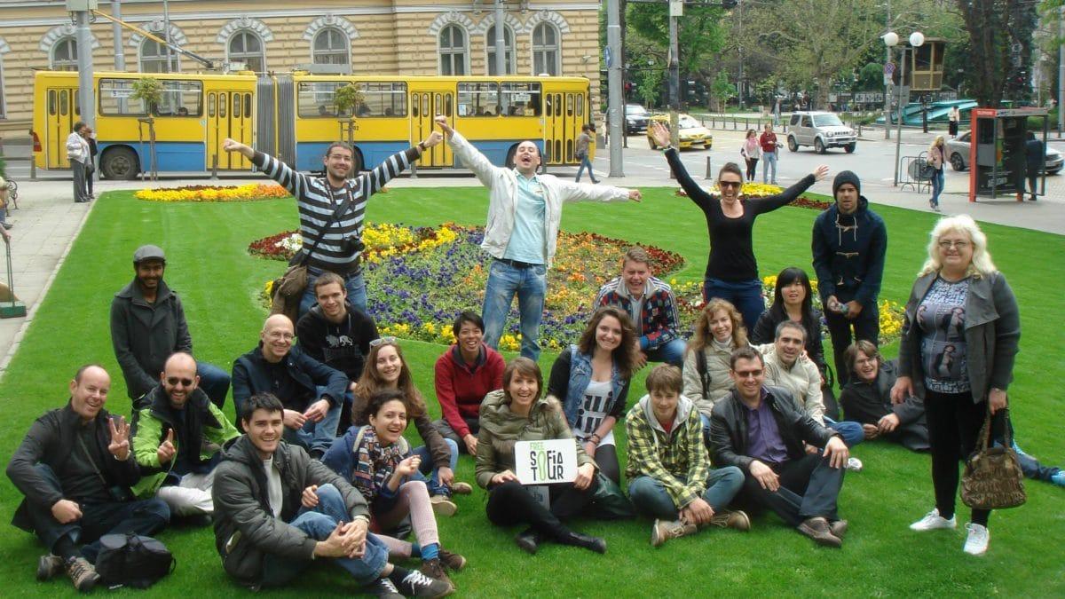 Гост Guest 50000 Free Sofia Tour