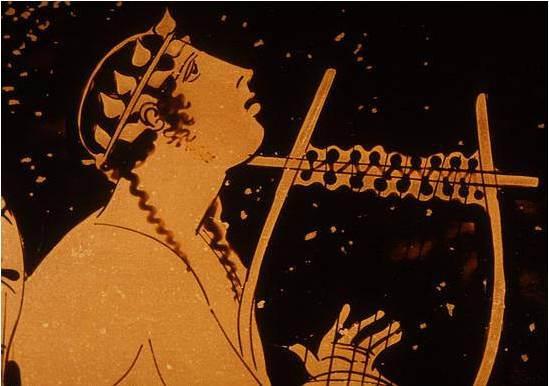 Orpheus - Famous Thracians