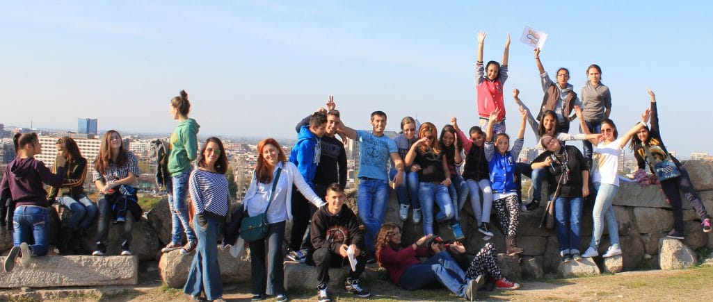 The Kids from Doganovo Visiting Plovdiv