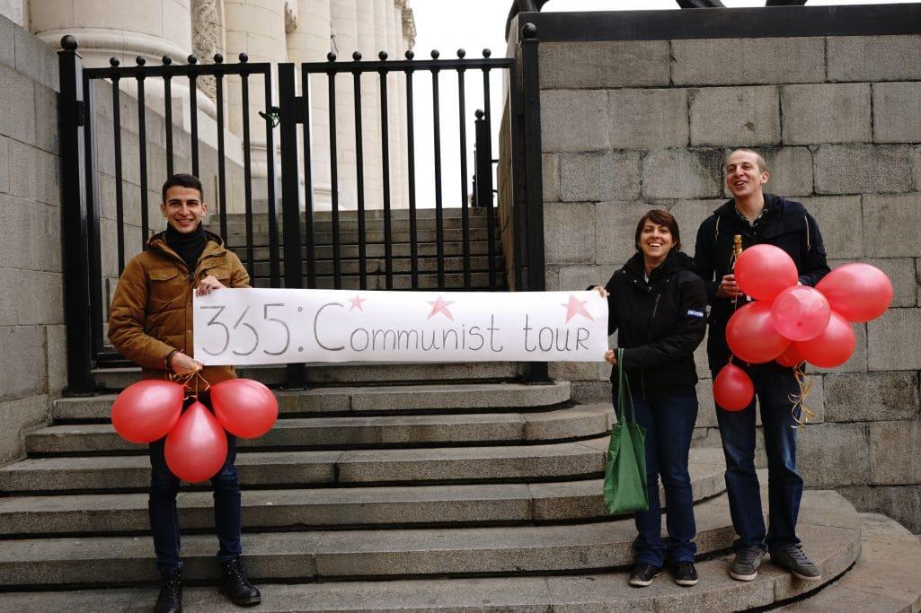 365: Communist Tour Starting Point