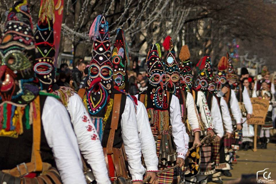 Kukeri - An old and scary Bulgarian tradition - Kukeri
