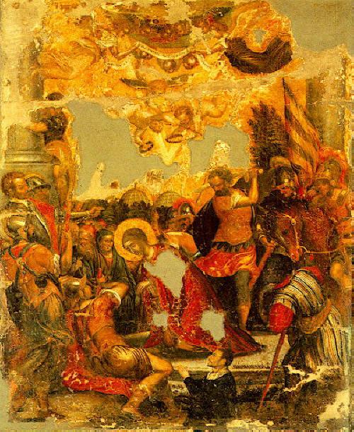 Saint Petka of the Saddlers Church - 10.28_sv_Paraskeva_Ikonijska_Damaskinos