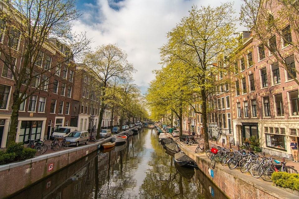 Facts we love about Netherlands - Amsterdam