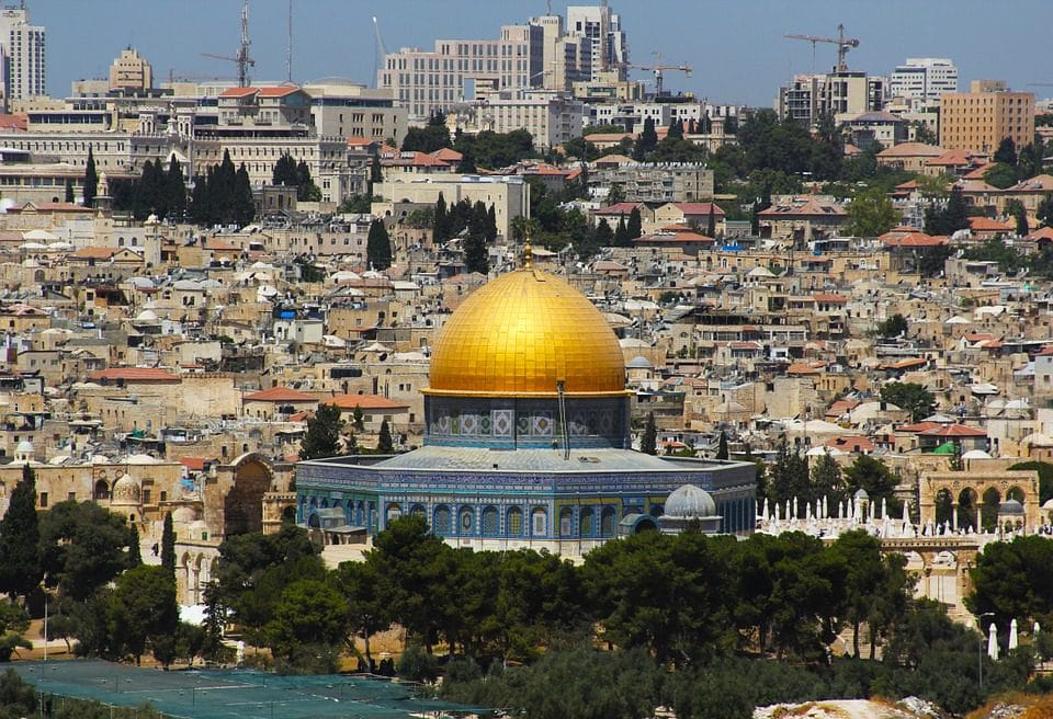 Facts we love about Israel - Jerusalem