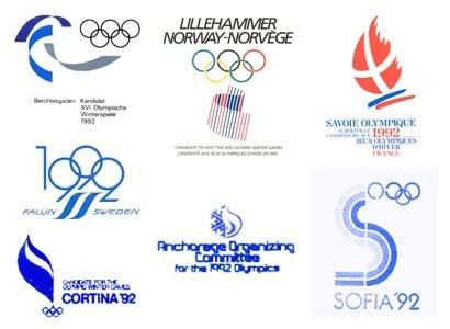 vitosha mountain olympics logo