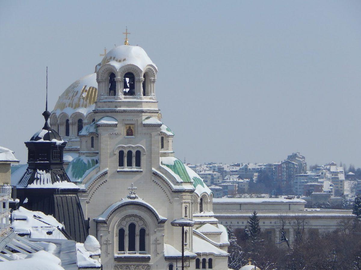 Winter activities in Sofia