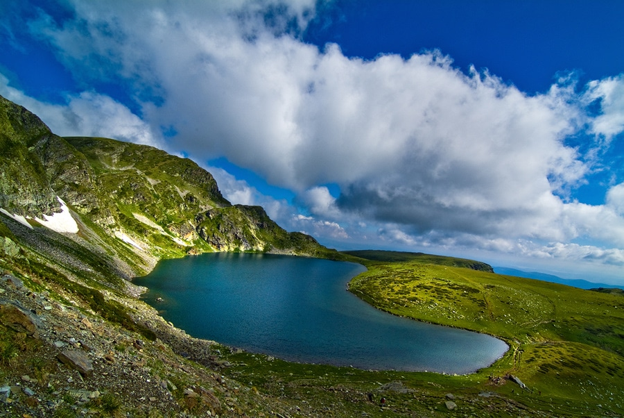 seven lakes of rila