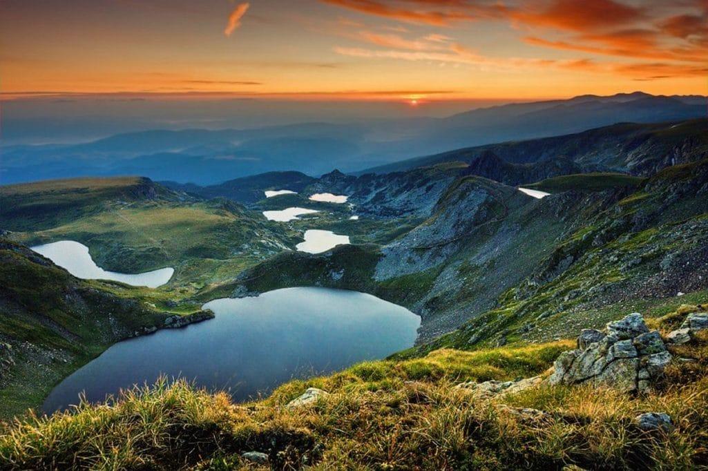 Image result for 7 rila lakes