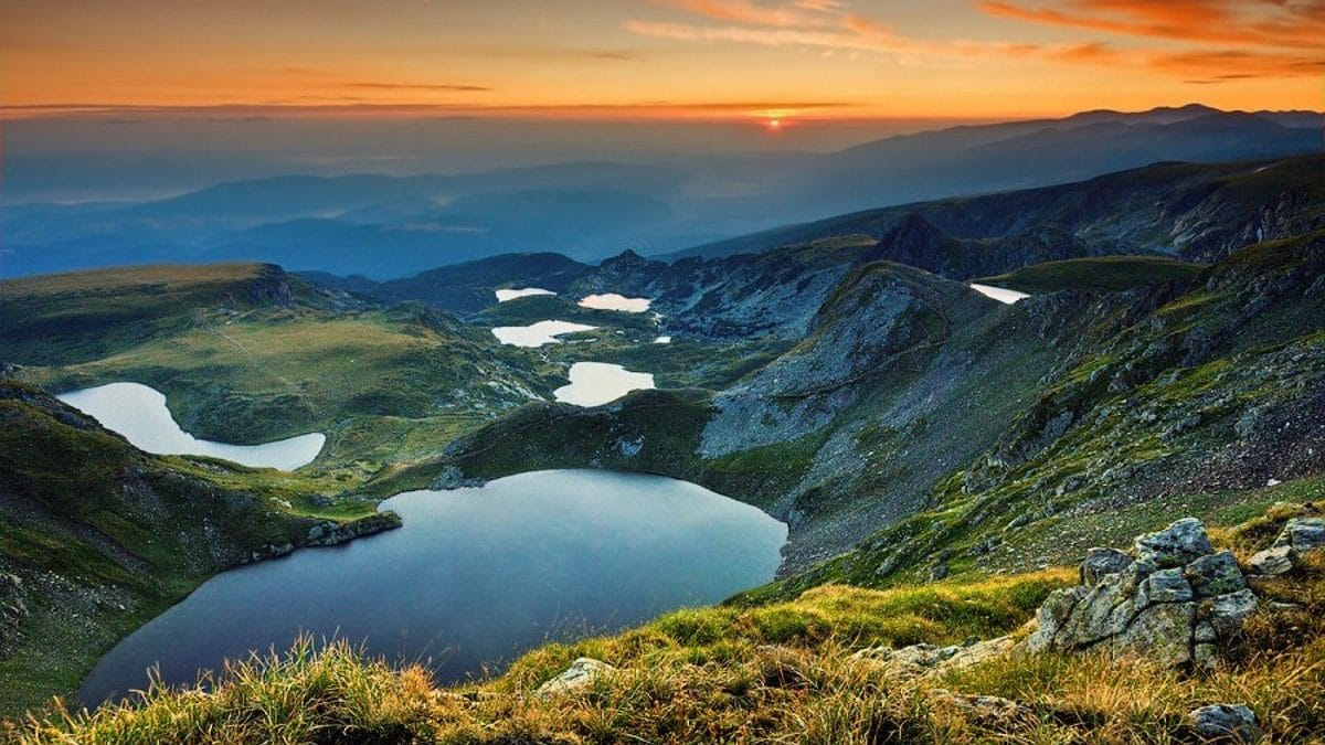 seven rila lakes how to get to