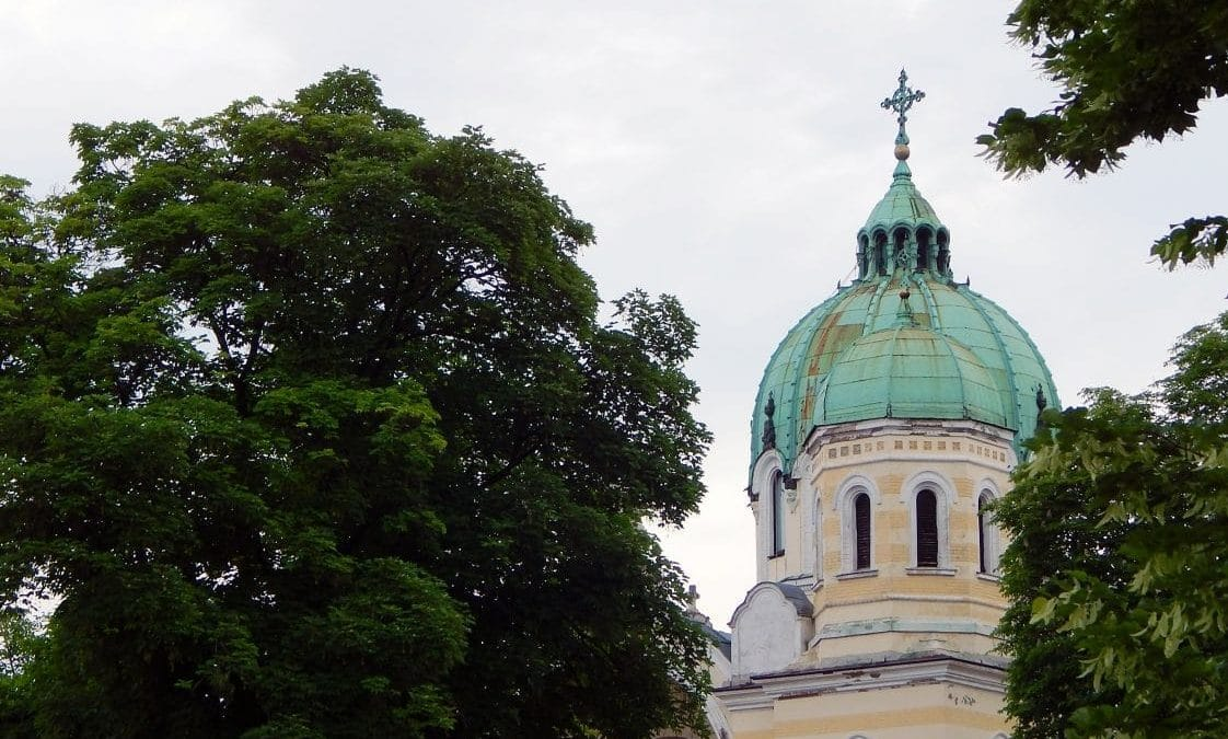 ten lesser known churches in Sofia