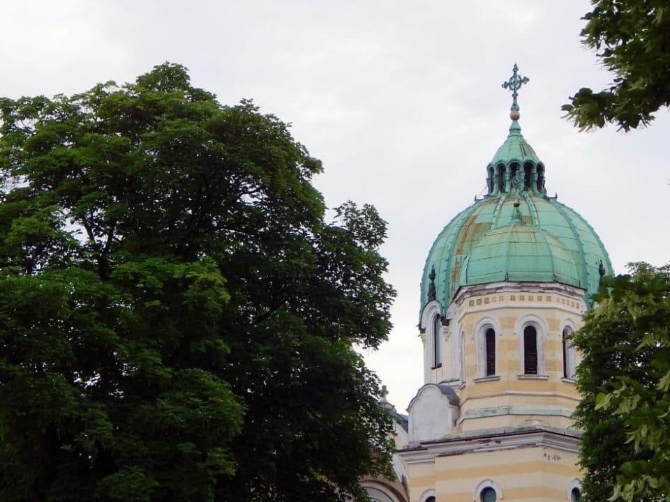 ten lesser known churches in Sofia