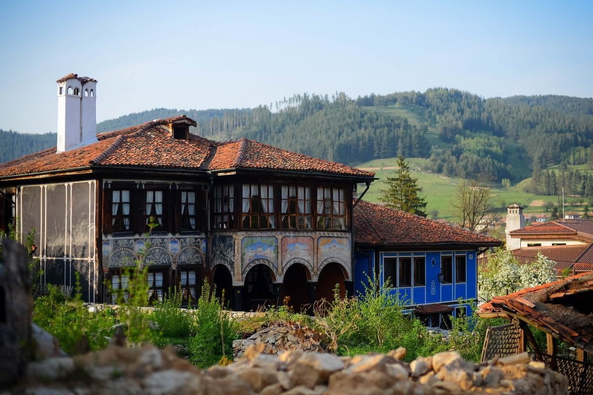 Day Trips koprivshtitsa from Sofia