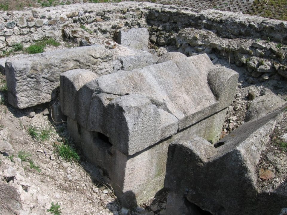 Tombs from Serdica