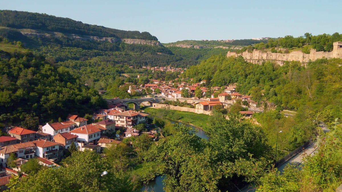Veliko Tarnovo how to get