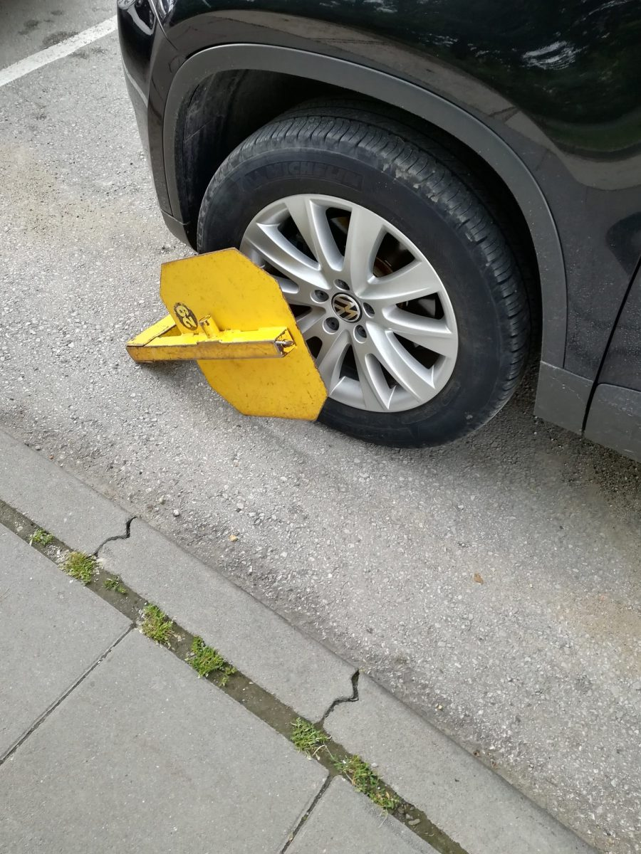 car clamp in sofia