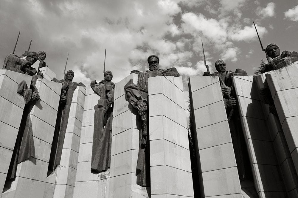 communist monuments stara zagora