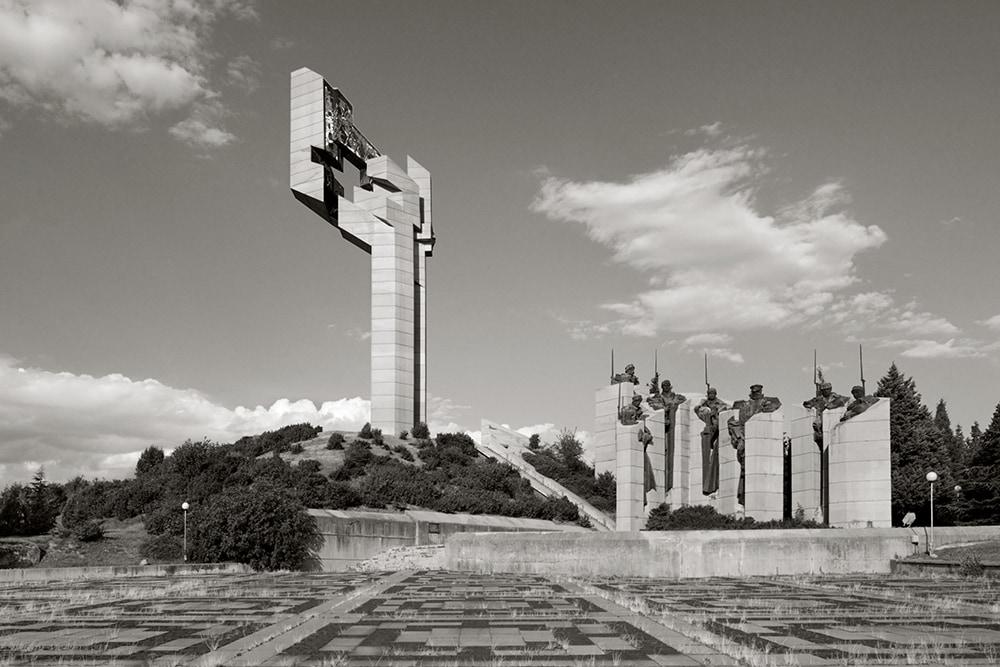 stara zagora communist monuments