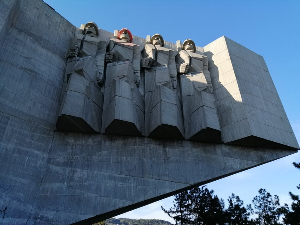 varna communist monuments