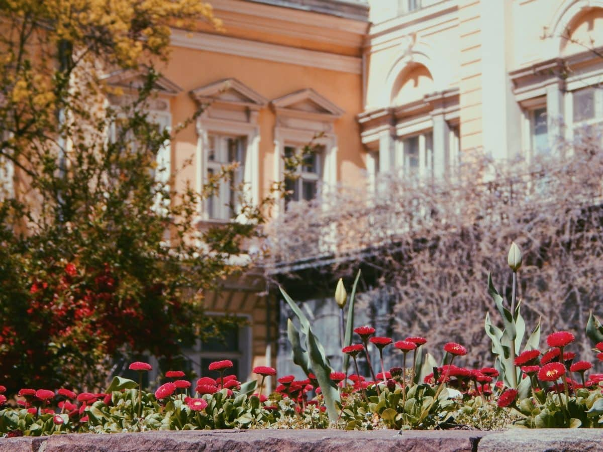 gardens in sofia