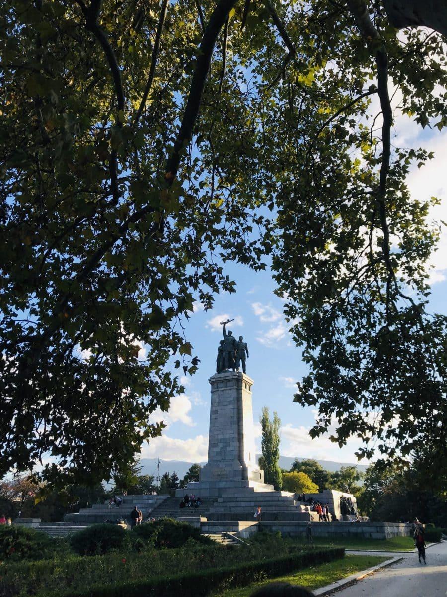 parks in sofia knyazheska