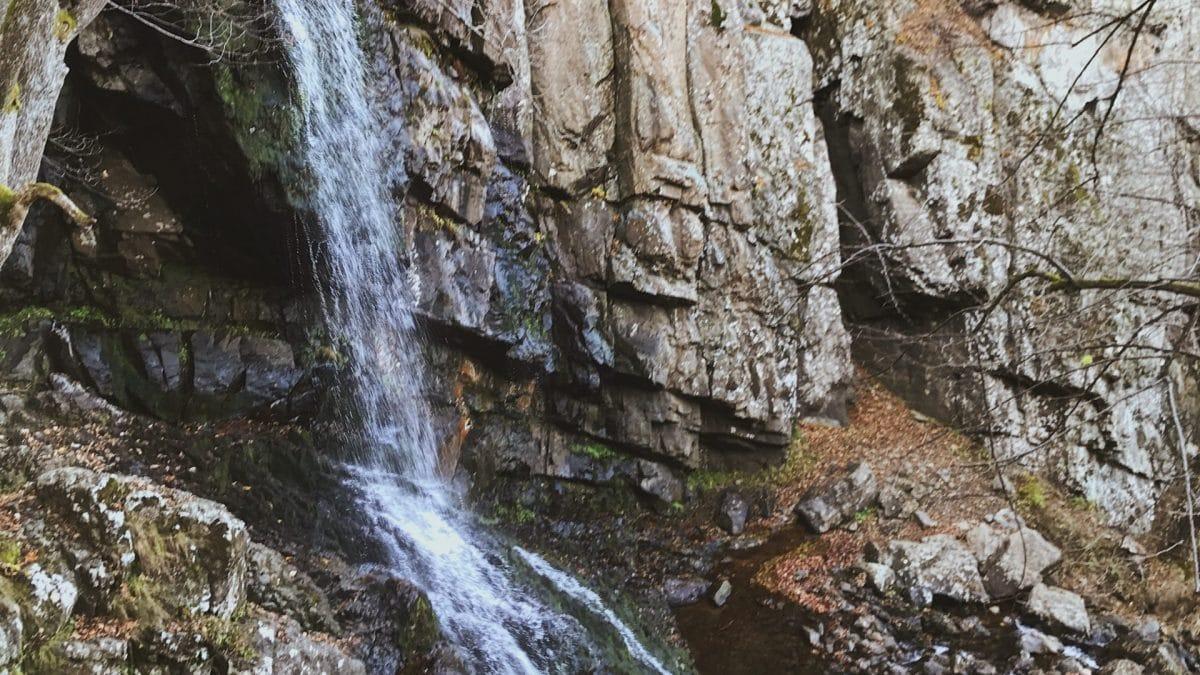 boyana waterfall hike